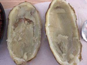 Russet Potato Shells